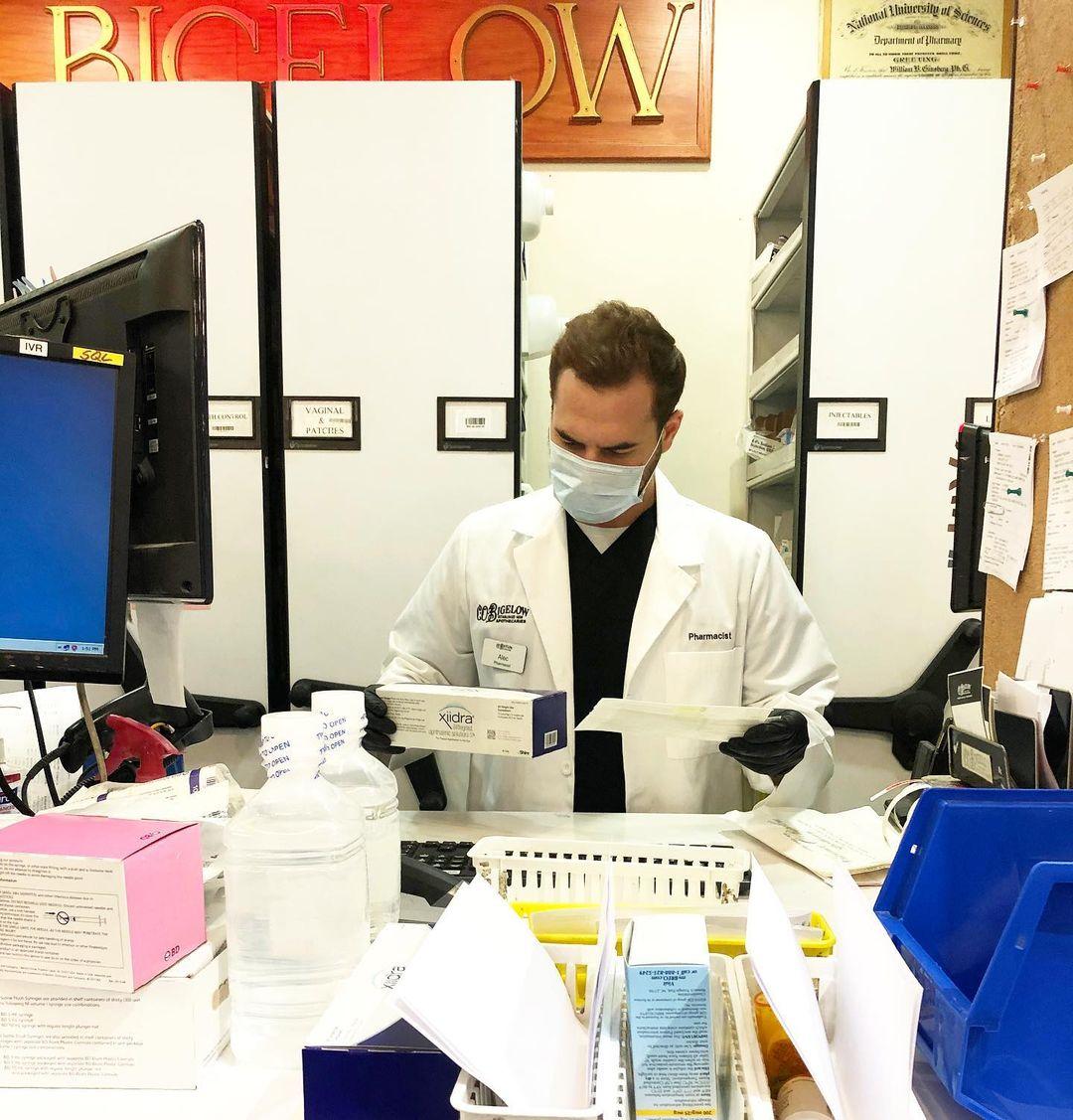 COVID Vaccines at C.O. Bigelow