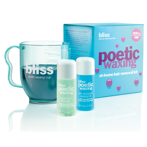 Bliss Poetic Waxing Microwaveable Waxing Kit BS59