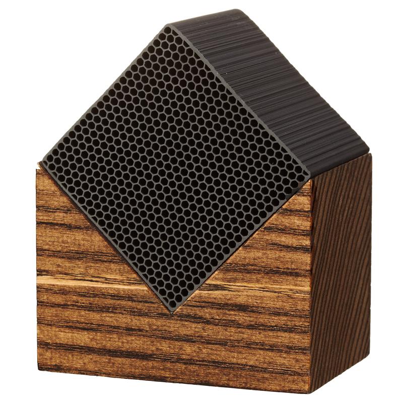 Morihata - Chikuno Cube House - Brown - Single Cube MJ22