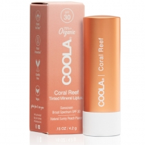 Mineral Liplux SPF 30 - Coral Reef