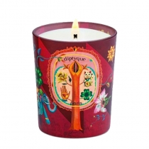 Holiday Candle 2.4 oz - Lucky Flowers