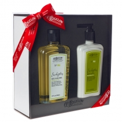 Body Cleanser/Body Lotion Gift Set - Eucalyptus