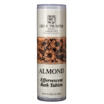 Effervescent Bath Tablets - Almond