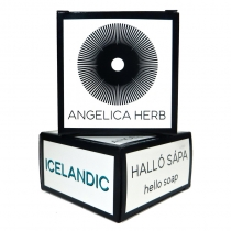 Icelandic Angelica Herb Soap