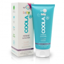 Mineral Sunscreen for Baby - Unscented SPF 50