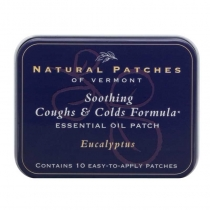 Eucalyptus Soothing Coughs and Colds Formula Patch