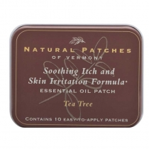 Tea Tree Soothing Itch & Skin Irritation Formula Patch