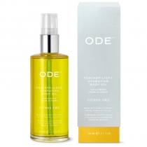 Feather-Light Hydration Body Oil - Citrus Oro