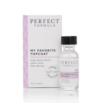 My Favorite Top Coat - .60 oz,