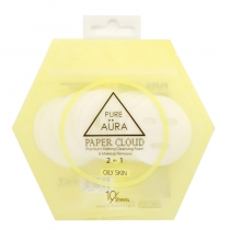 Paper Cloud - Oily Skin - 10 sheets