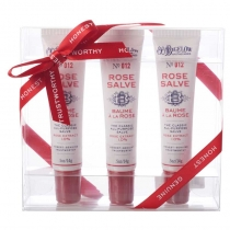 Triple Rose Salve Tube - Trio Set