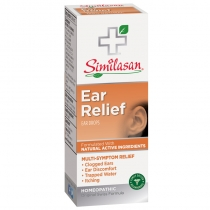 Similisan - Ear Relief - Homeopathic Ear Drops