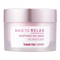 Back to Relax - Soothing Gel Mask