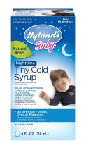 Baby Nighttime Tiny Cold Syrup
