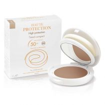 Mineral High Protection Tinted Compact SPF 50 - Honey