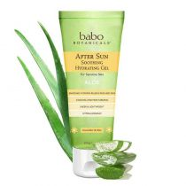 After Sun - Soothing Aloe Gel - 8oz
