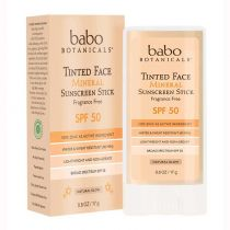 SPF 50 Tinted Mineral Fragrance Free Sun Stick