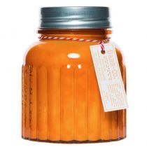 Long Burning Candle - Blood Orange Amber