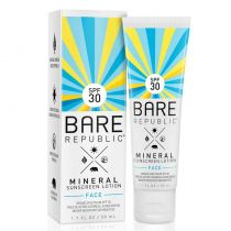 Mineral SPF 30 Face Sunscreen Lotion