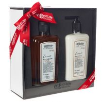 Body Cleanser/Body Lotion Gift Set - Coconut