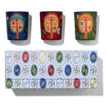 Holiday 2019 - Candles - Set of 3 Mini Candles