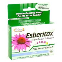 Esberitox Supercharged Echinacea - 100 Chewable Tablets