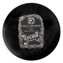 Shaving Soap with Wood Bowl - Eucris