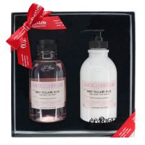 Iconic Collection Set - West Village Rose - Body Lotion & Body Wash
