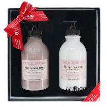 Iconic Collection Set - West Village Rose - Body Lotion & Hand Wash