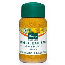 Mineral Bath Salt - Arnica / Joint & Muscle