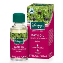 Bath Oil - Juniper / Muscle Soothing .67 oz