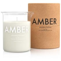 Candle - Amber No. 001