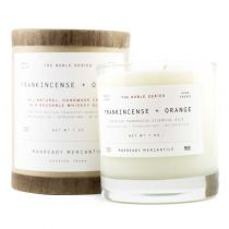 The Noble Series Soy Candle - Frankincense + Orange