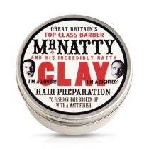 Clay Hair Preparation