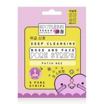 Deep Cleansing Nose and Face Pore Strip - 5 strips