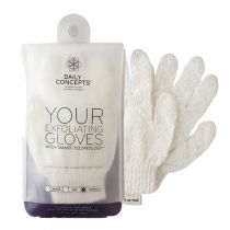 Your Exfoliating Gloves