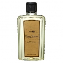 Bay Rum Hair & Body Wash - No. 1400 - Estimated availability date: Early 2021