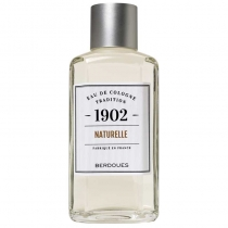1902 Eau de Cologne Splash - Naturelle