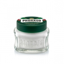 Pre-shave Cream - Refreshing and Toning Formula - 3.6 oz