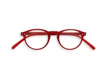 Reading Glasses # A  - The Discrete- Red