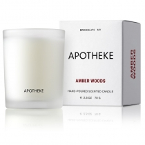 Amber Woods Votive Candle - 2.5oz