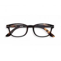 Reading Glasses # B -The Rectangular - Tortoise