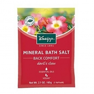 Mineral Bath Salt - Back Comfort - 2.11 oz.