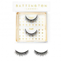 Harlow - 3D Silk Lashes