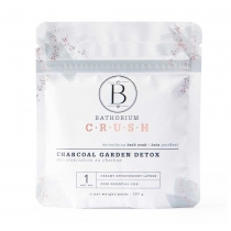 Charcoal Garden Detox Crush - Bath Soak