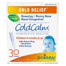 Children's Cold Calm Drops - 30 drops
