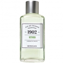 1902 - Eau de Cologne Splash - Vetiver