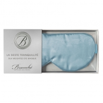 La Sieste Tranquillité™ - Silk Weighted Eye Masque