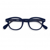 Reading Glasses # C - The Retro - Navy Blue