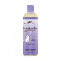 Calming Shampoo, Bubble Bath and Wash 16 oz